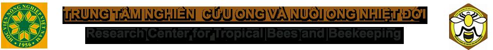 Trung tâm Nghiên cứu Ong và nuôi Ong nhiệt đới